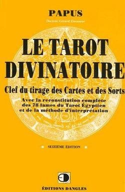 livre sur le tarot divinatoire