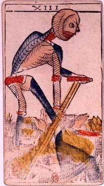 carte la mort