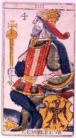carte de l'empereur