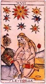 carte de l'étoile