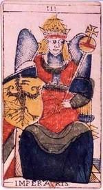 carte de l'impératrice