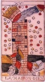carte la maison de dieu