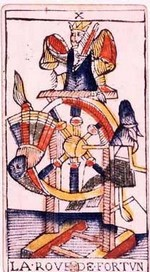 carte de la roue de la fortune