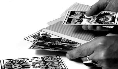 tirage des cartes du tarot