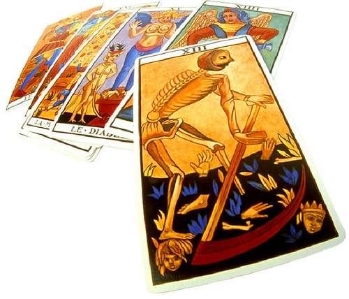 carte du tarot
